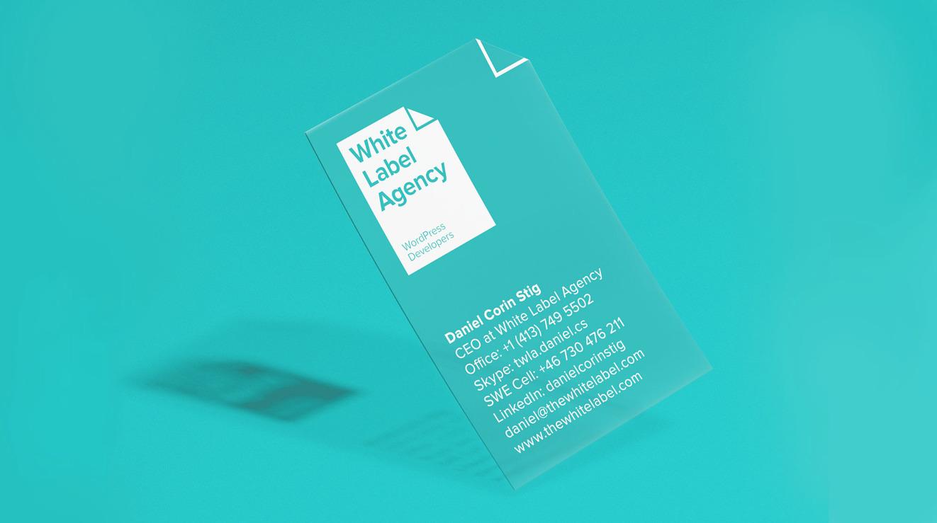 Daniil Sergeev — White Label Agency