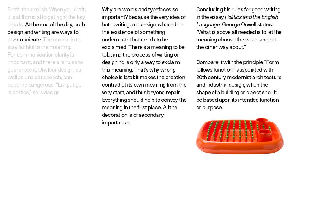 Designer as Writer — Page 6
