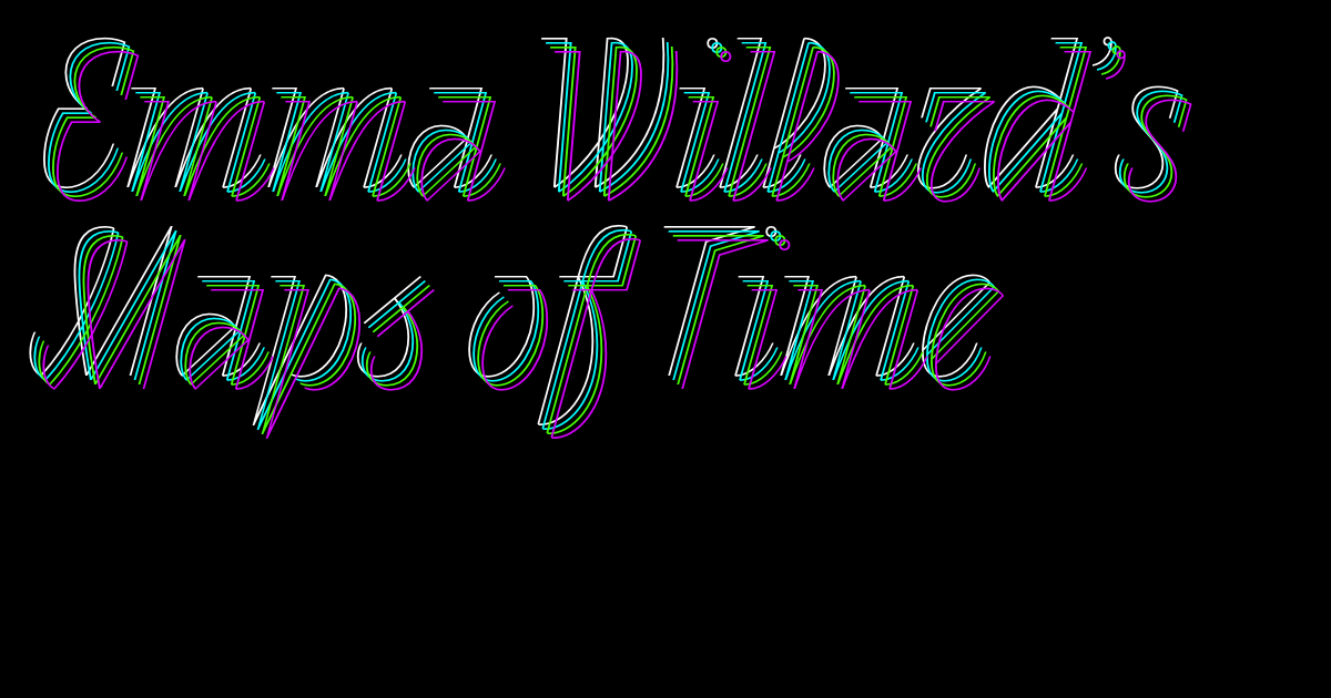 Emma Willard's Maps of Time