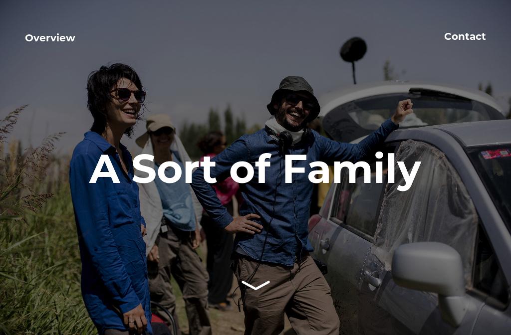 TABATHA: Sort Of Family Com