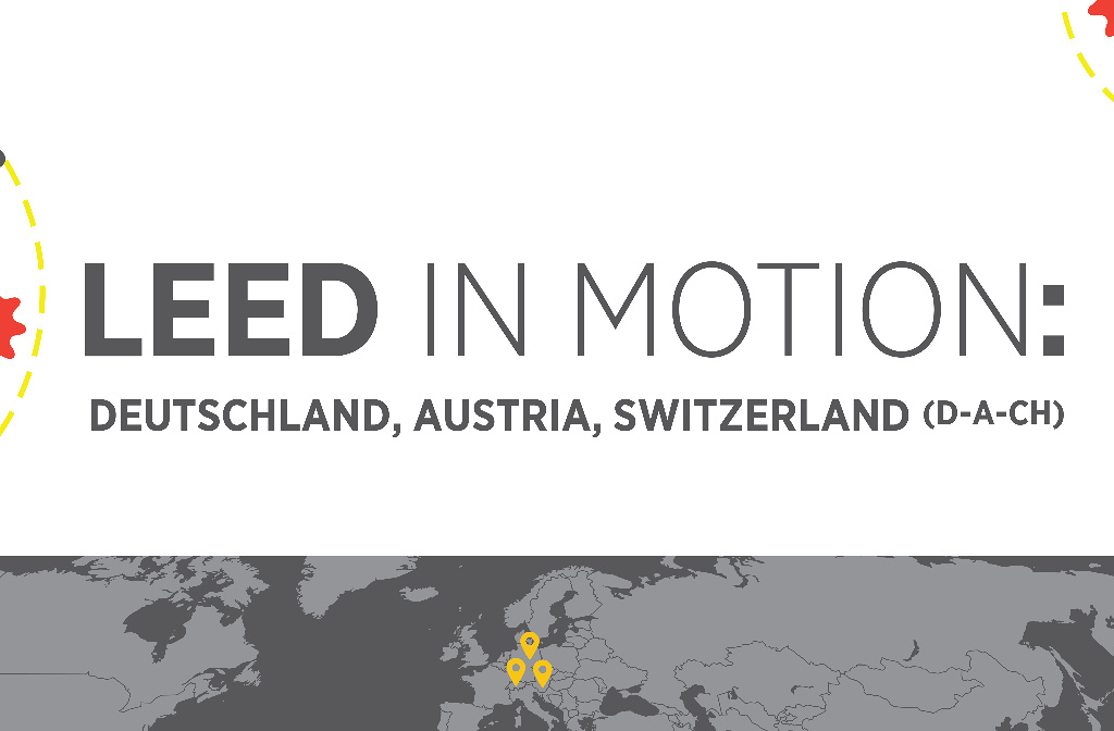 Leed In Motion Dach By Usgbc Readymag