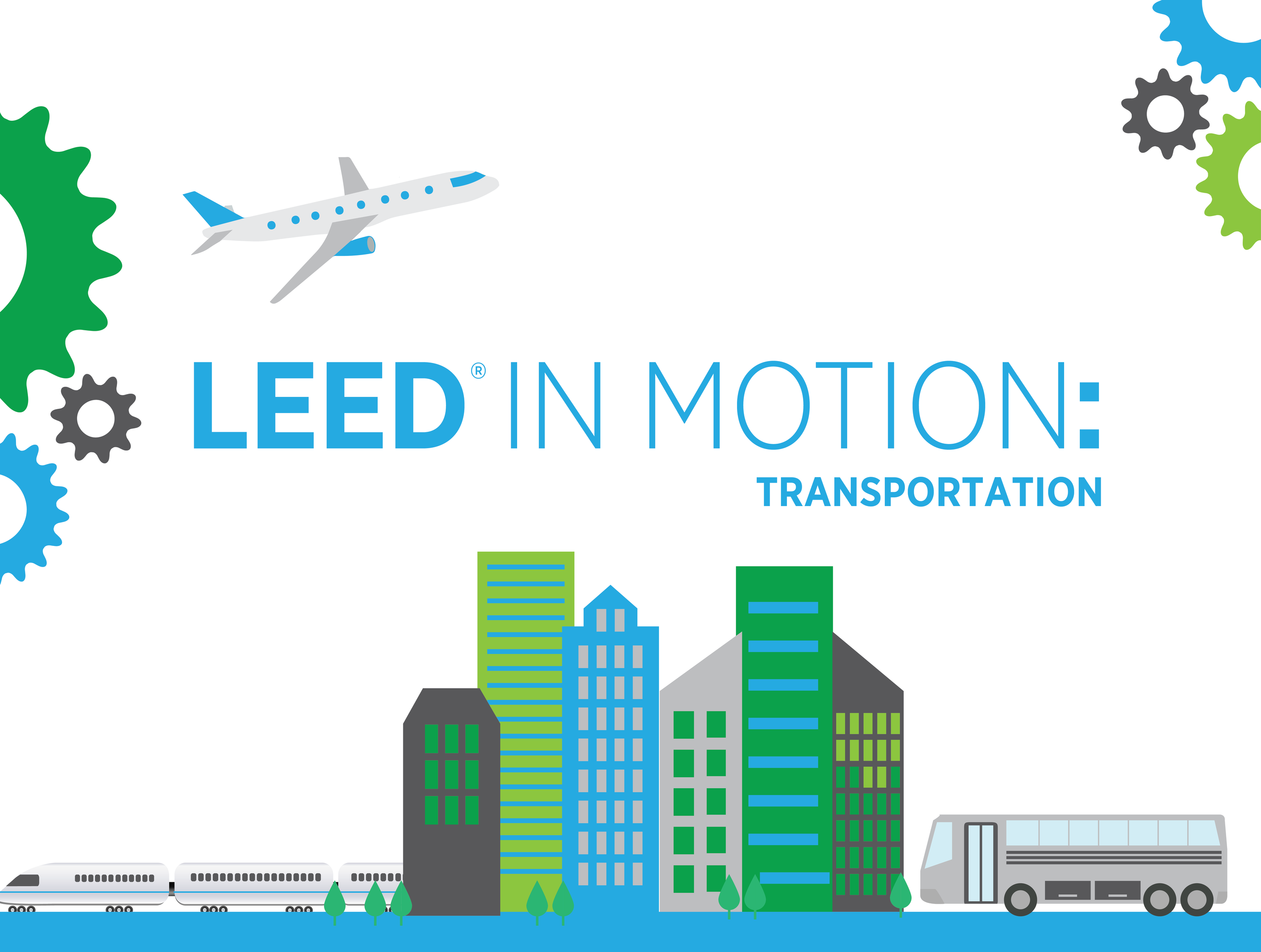 Leed In Motion Transportation
