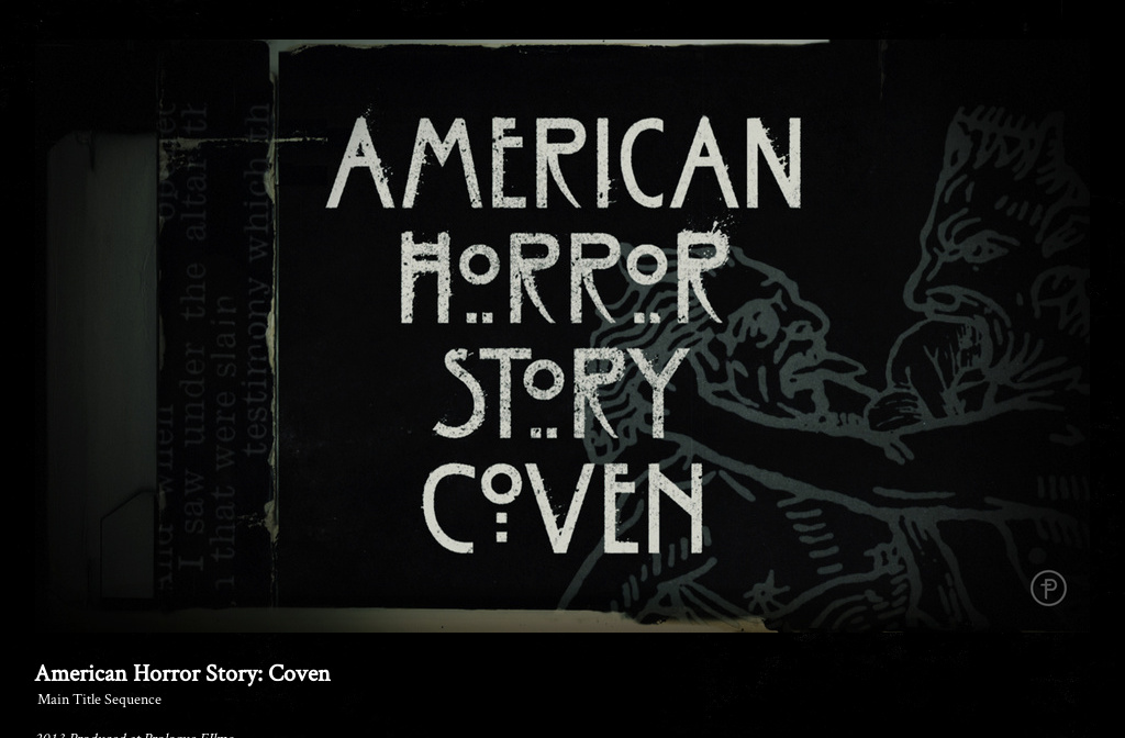 Projects / American Horror Story: Coven