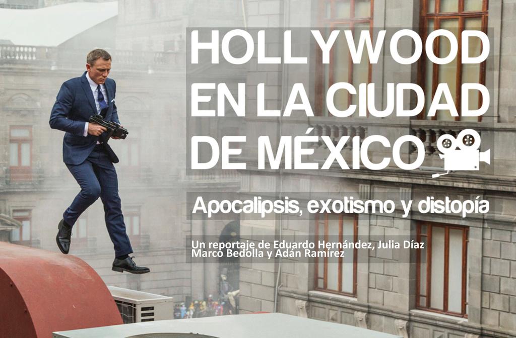 HOLLYWOOD EN LA CIUDAD DE MÉXICO\' by Eduardo HG | Readymag
