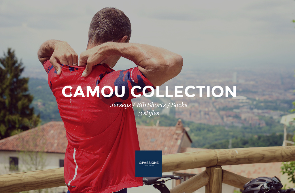 CAMOU COLLECTION - Lookbook SS2016 Men 4541ebb4824