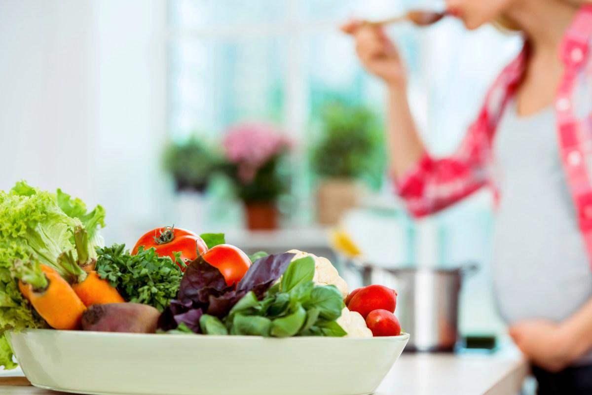 Vejeteryan Olan Hamileler İçin Protein İçeren Gıdalar