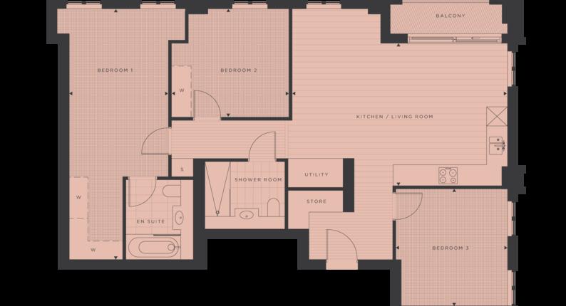 Garrett Mansions - West End Gate Hong Kong — Design for life