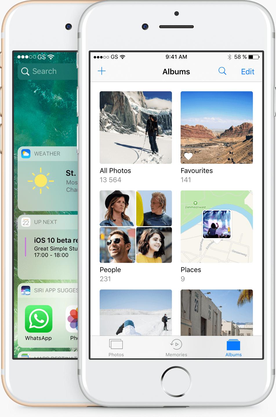 iOS Design Kit - Free iOS GUI for iPhone & iPad