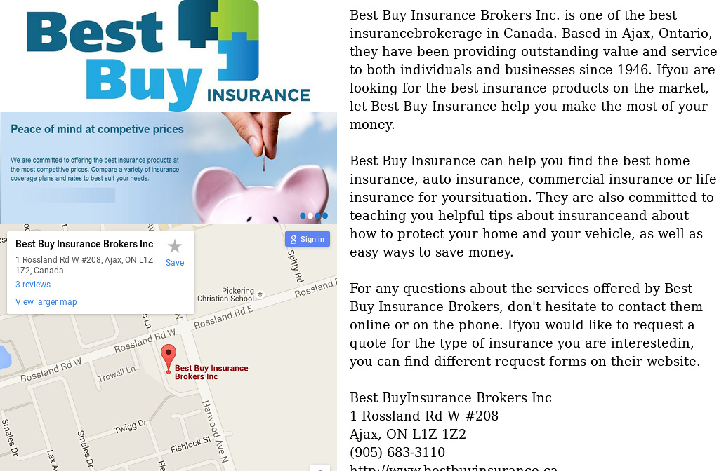 Best Buy Insurance >> Project By Best Buy Insurance Broke Readymag