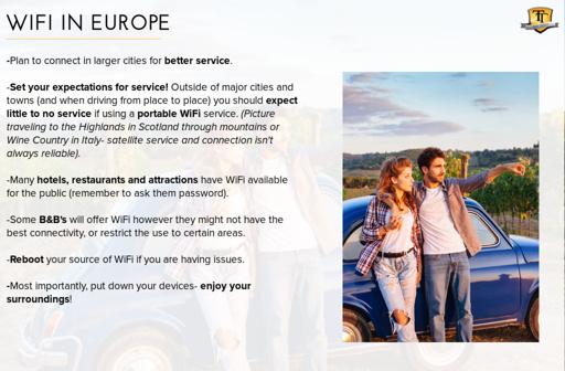 International Travel Communication Guide