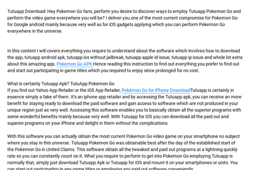 Process to Download Pokemon Go : Android, iPhone & Computer