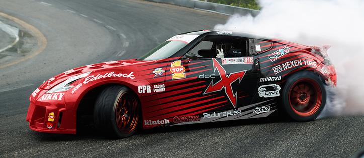 Formula Drift Digital Fan Guide — Jeff Jones
