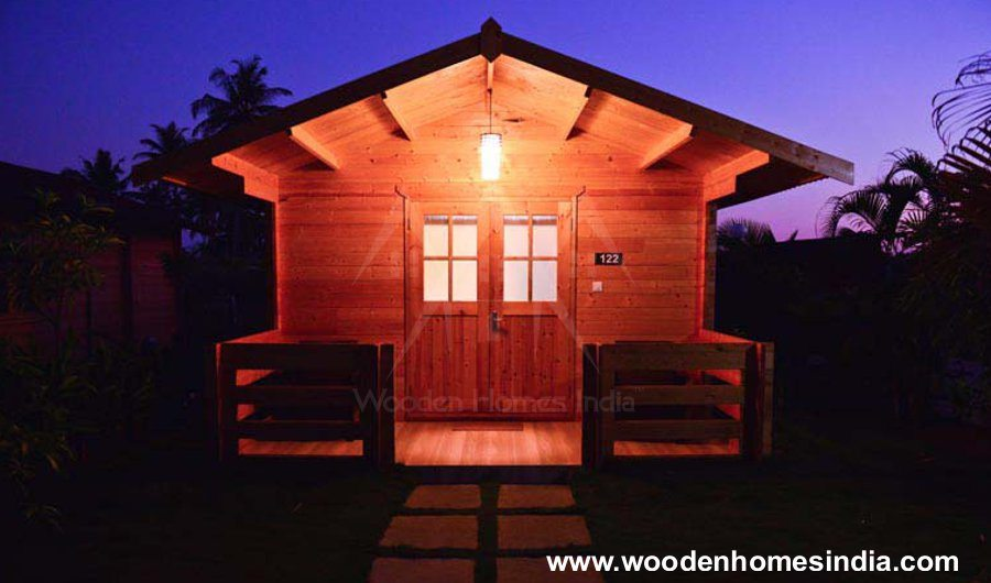 Prefabricated Wooden Houses Manufacturers