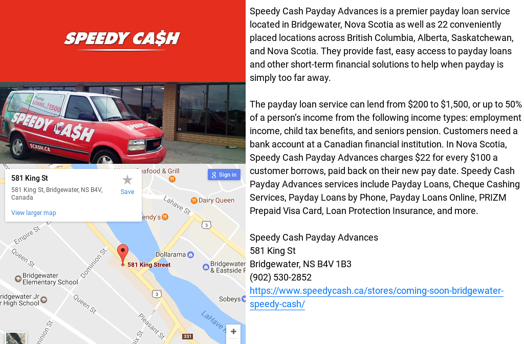 Aaa payday cash advance image 7