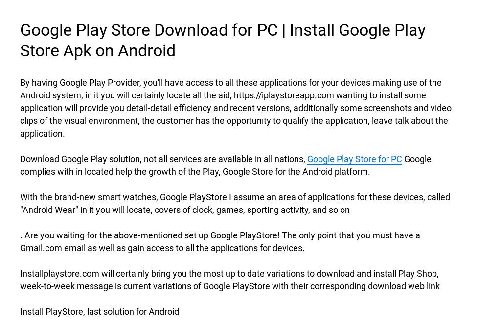 Download apk from google play store on pc   Google Play Store APK