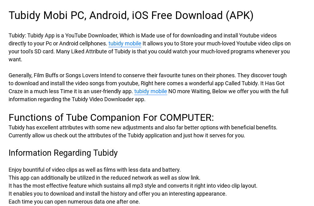 install youtube downloader for android mobile