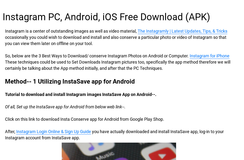 download video instagram android apk