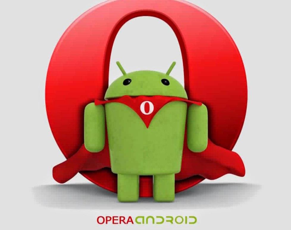 telecharger opera mini apk pc