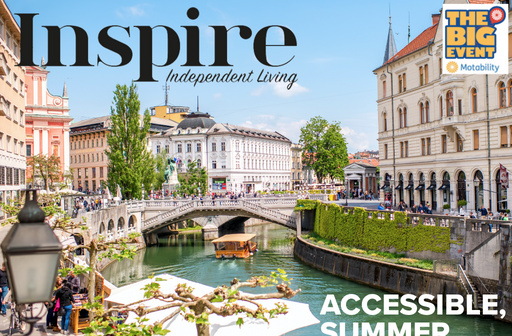 Inspire Independent Living Magazine 16 — archive_waking