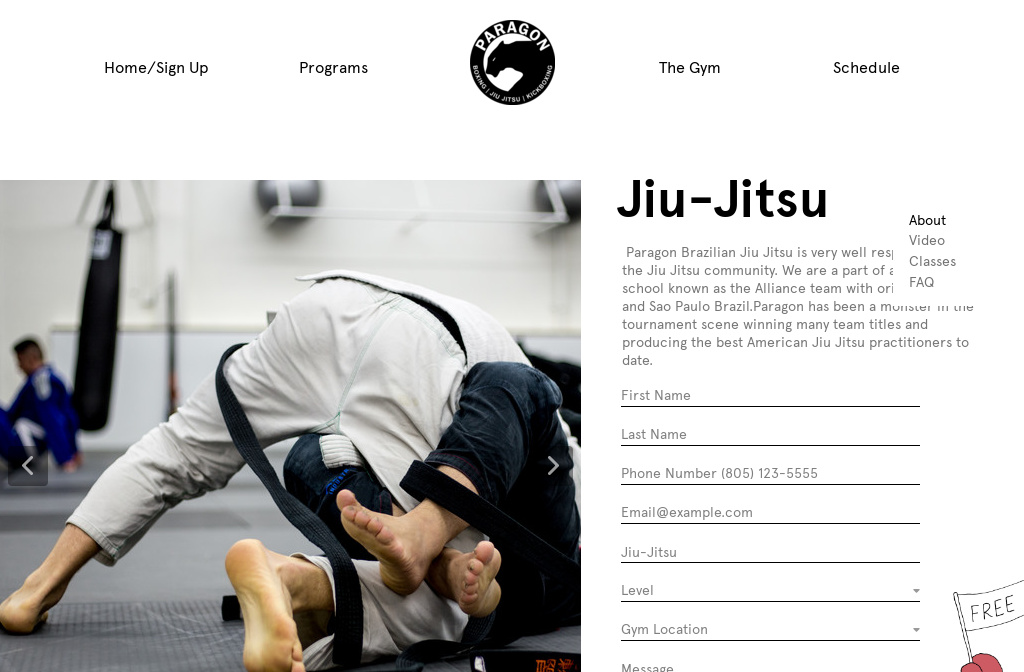 Jiu jitsu Dating-Website