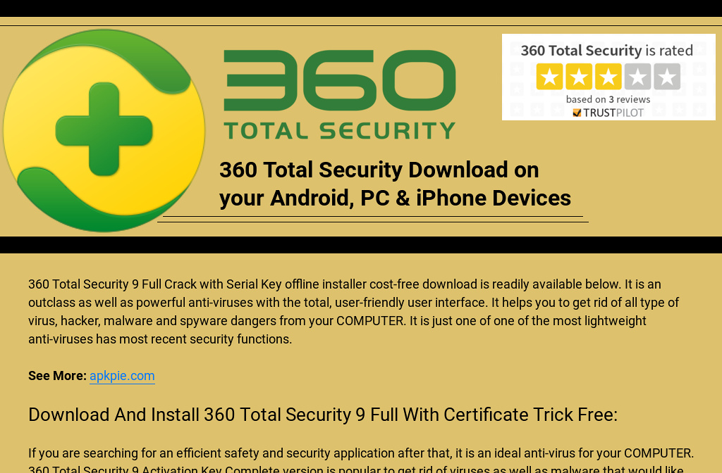 360 total security offline installer free download for pc