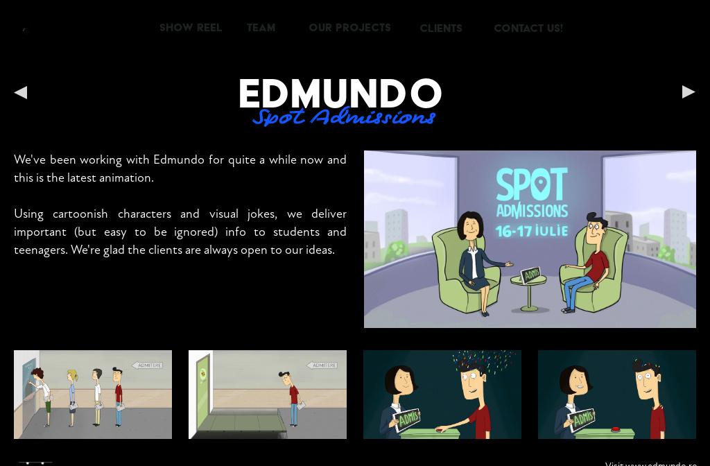 Skeptic Dog — Edmundo