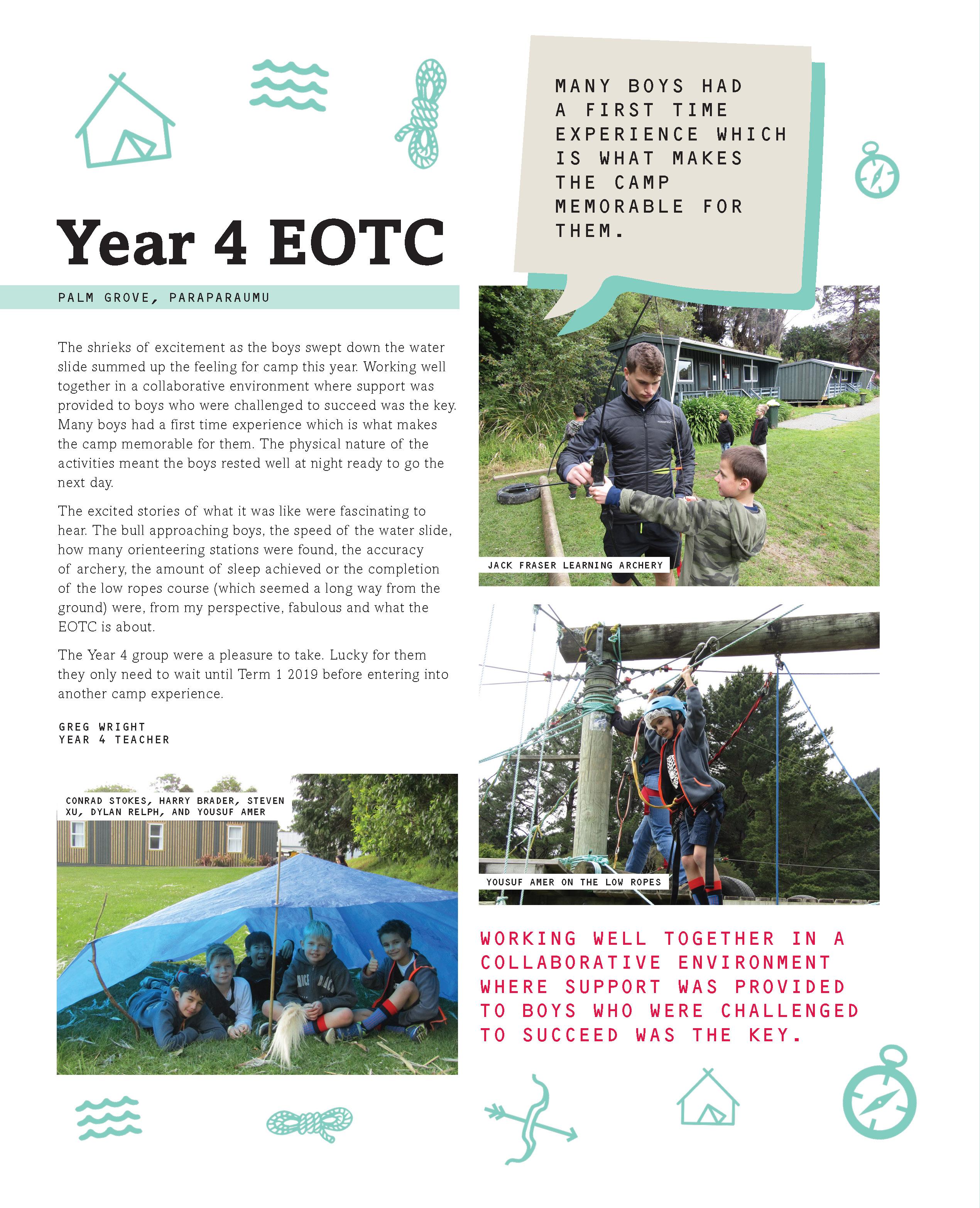 Scots College Quad Magazine Issue 3 2018